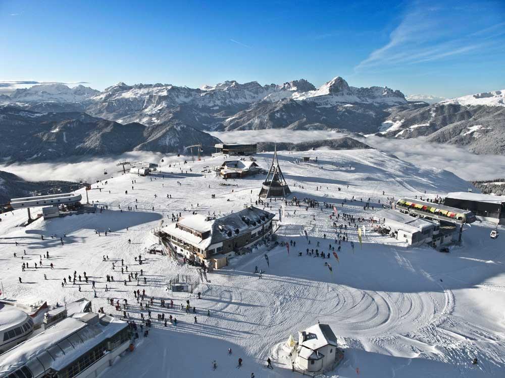 Tolle Panoramen am Kronplatz/Südtirol