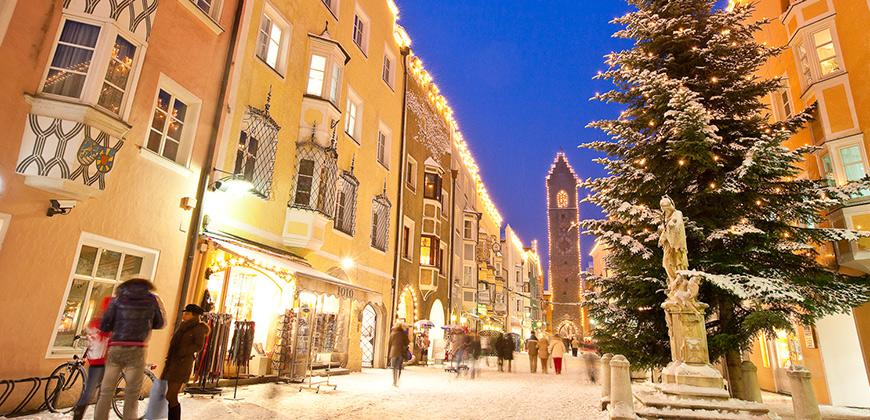 Sterzing zur Adventzeit - © TV Sterzing (Klaus Peterlin/allesfoto.com)
