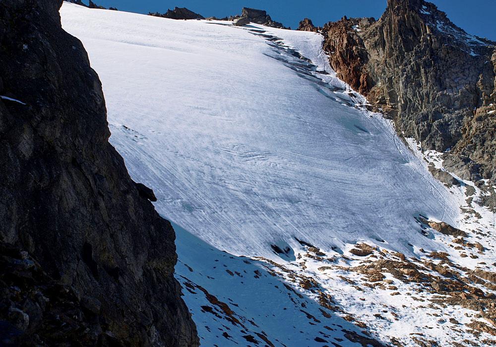 Gletscher am Kaltenberg