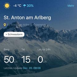 Schneehoehen.de Ski App