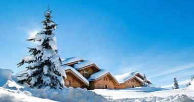 Ferienhaus in Hauteluce