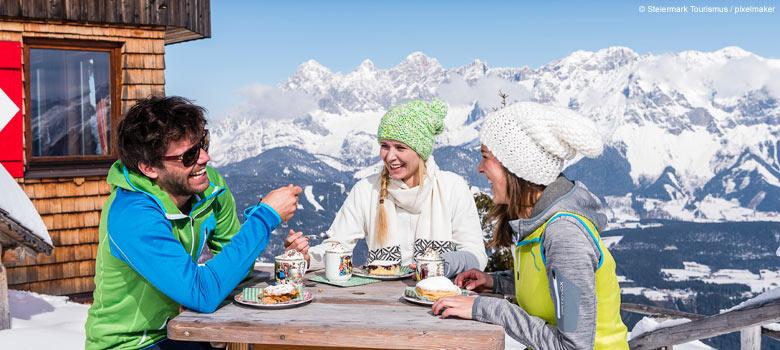 Skigebiete in der Steiermark