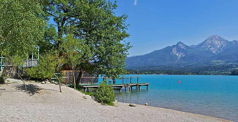 Die Schonsten Badeseen In Osterreich Alpen Guide De