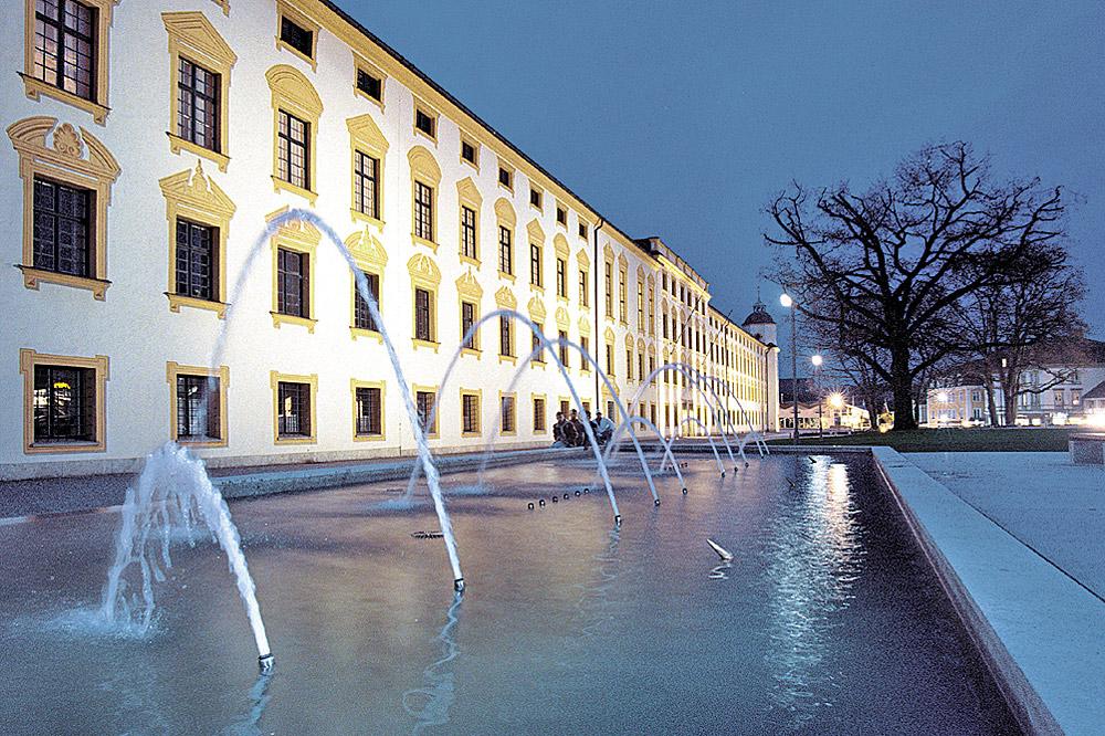 Die Fürstäbtliche Residenz © Stadt Kempten (Allgäu)
