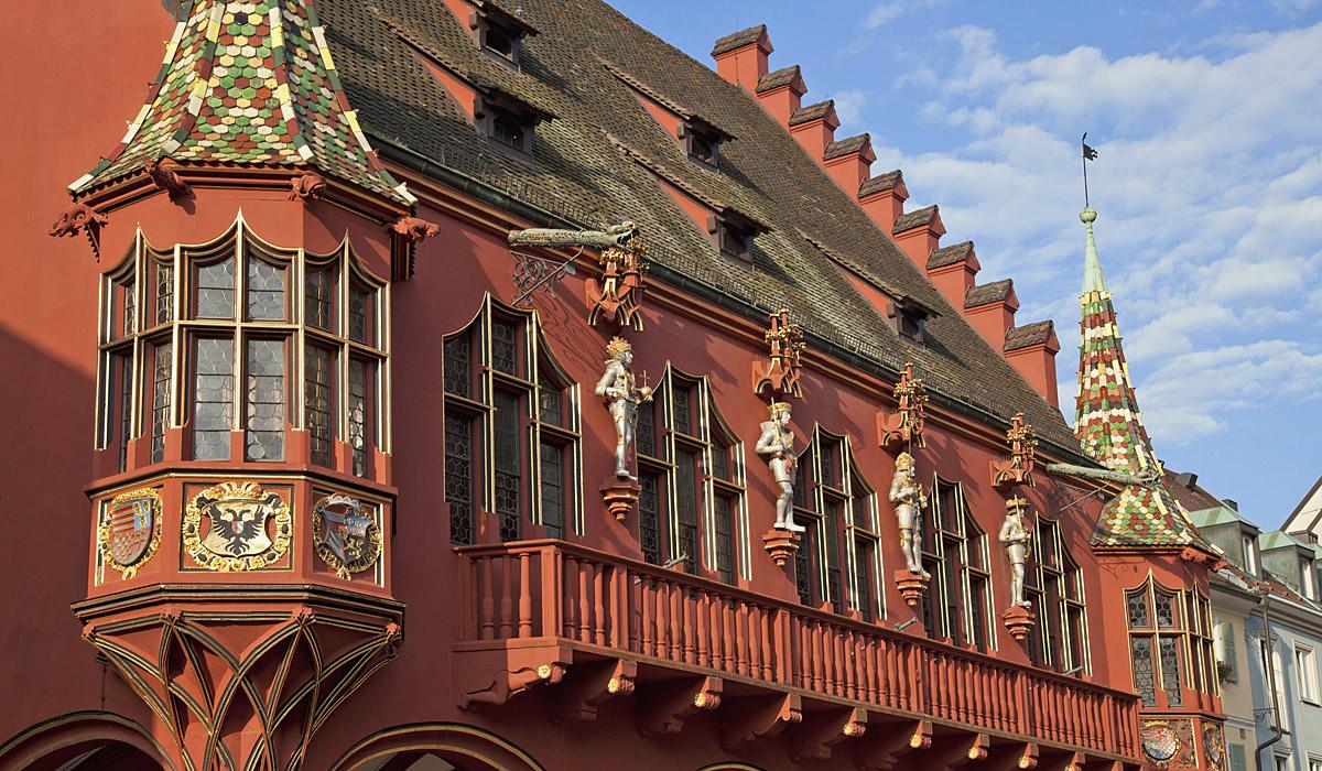 Das Historische Kaufhaus am Münsterplatz © FWTM/Raach