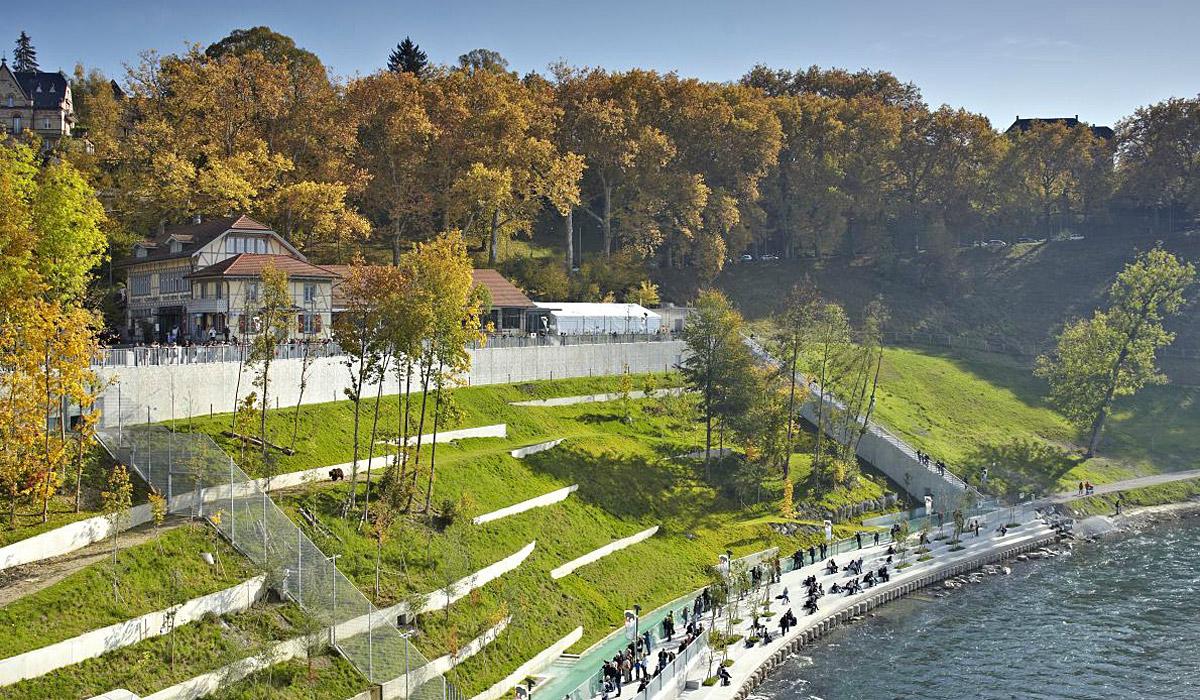 Der Bärenpark © Bern Tourismus