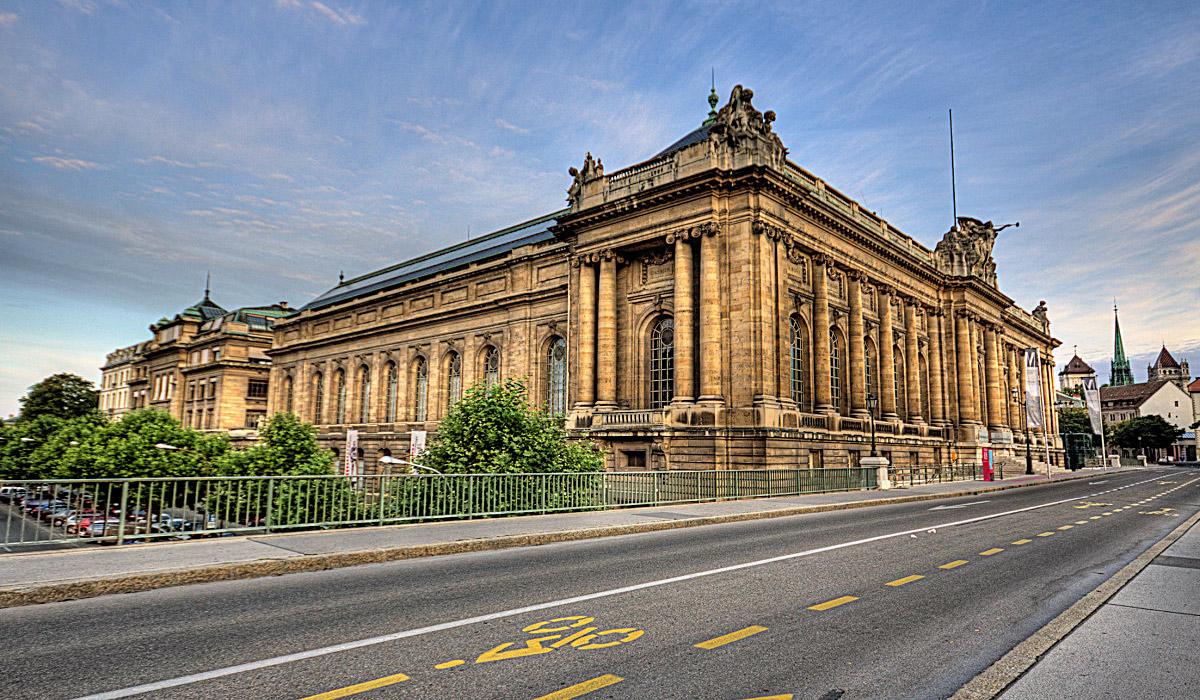Das Musée d'Art et d'histoire in Genf © GeneveTourisme