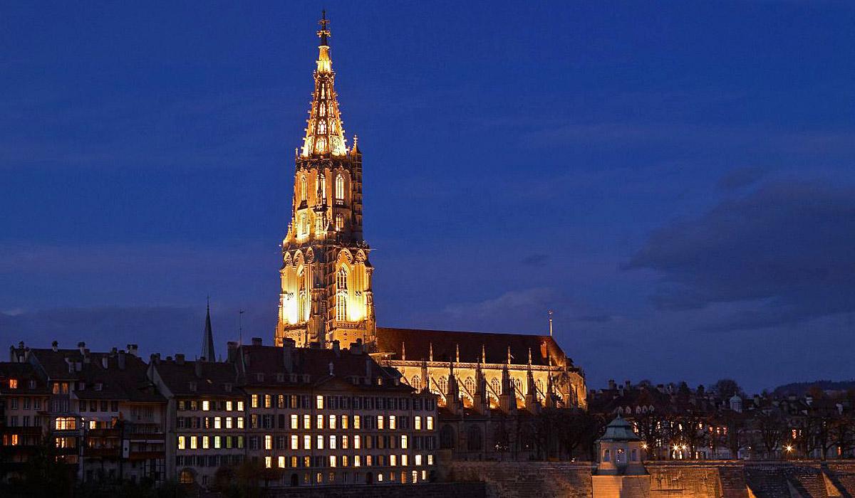 Das Berner Münster © Bern Tourismus
