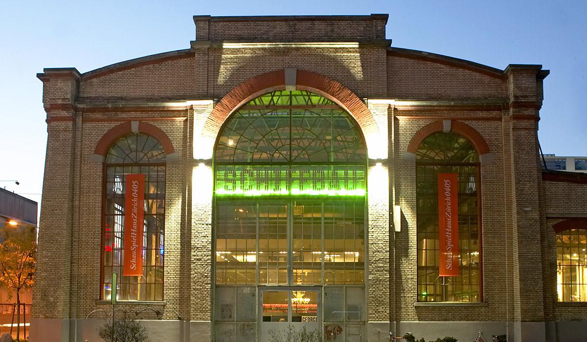 Schauspielhaus Zürich © Zürich Tourismus
