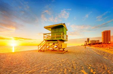 Strandpromenade Florida