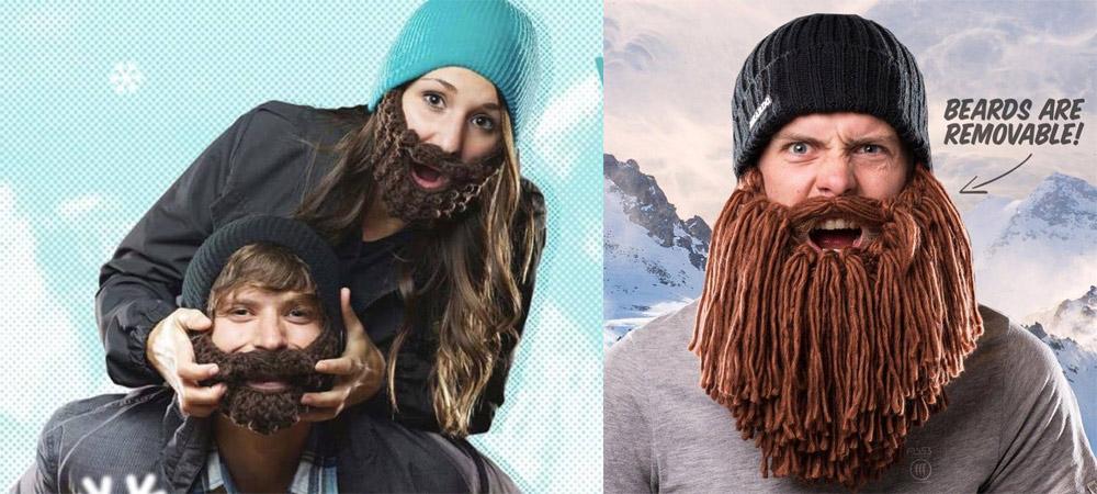 Bartmützen von Beardo