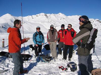 Warth-Schröcken: SAAC-Camp