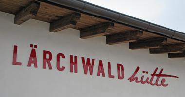 Lärchwaldhütte