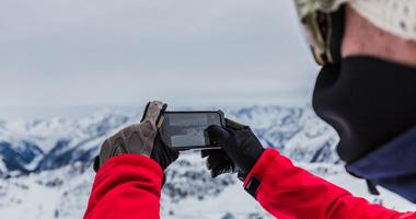 Fotografieren in Mayrhofen