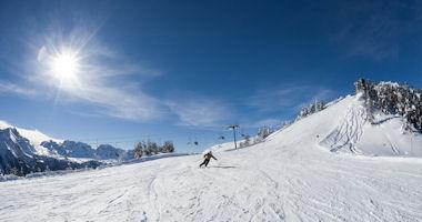 Skigebiet Folgarida Marilleva