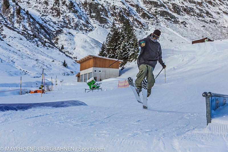 180° Sprung © Mayrhofner Bergbahnen / Sportalpen