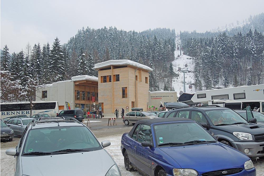 Parkplatz Seegatterl