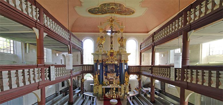 Markgrafenkirche Weidenberg