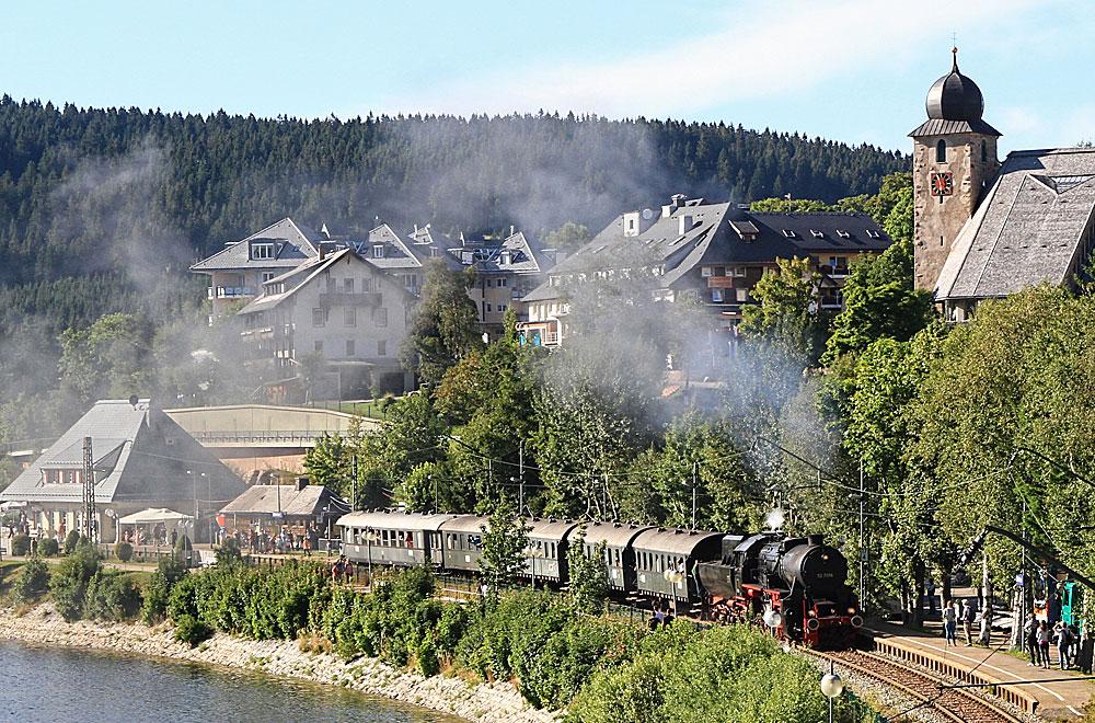 3 Seenbahn im Schwarzwald