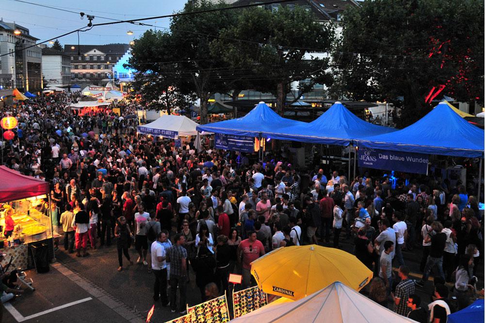 Festmeile St.Galler Fest