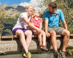 Familie in Kärnten