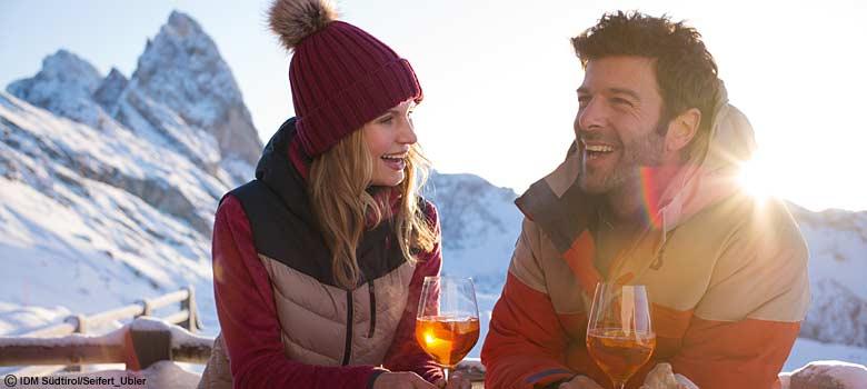 Gourmeterlebnisse in Südtirol