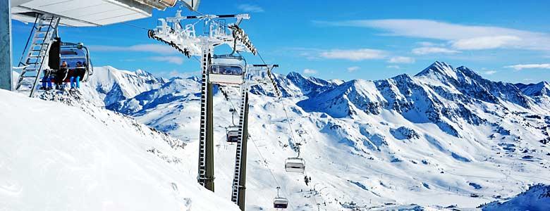 Schneesicherheit im Skigebiet Obertauern