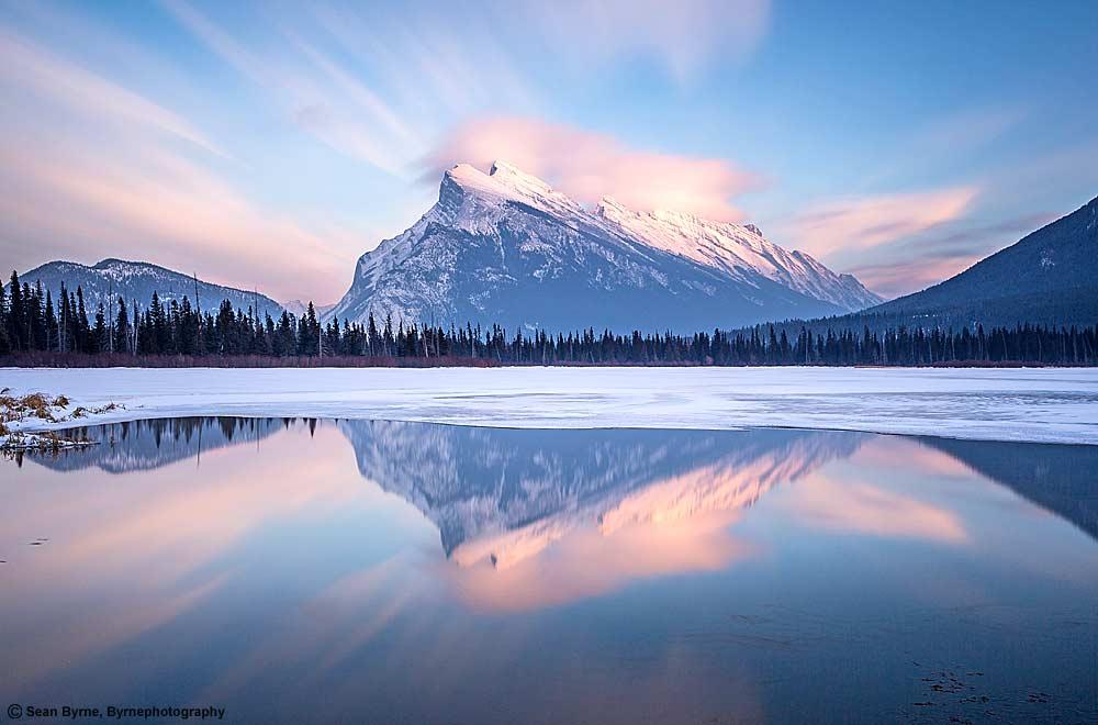 Wunderschöne Landschaften in Kanadas Westen © Sean Byrne, Byrnephotography