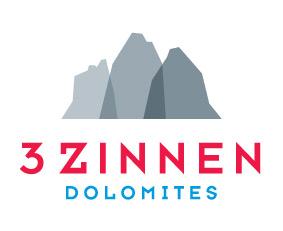 Logo 3 Zinnen Dolomiten