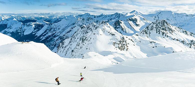 Schneeschüssel Obertauern