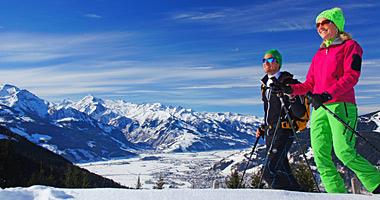 Skitouren in Zell am See-Kaprun
