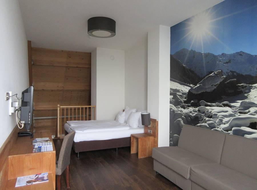 Hotelzimmer im Hotel SnowWorld