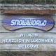 Schild der SnowWorld Landgraaf