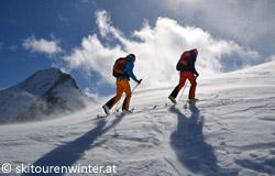 Skitour am Kitzsteinhorn