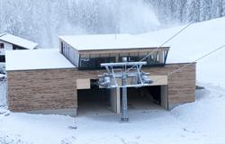 Olympiabahn Talstation