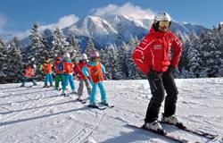 Skischule Skisport Aktiv