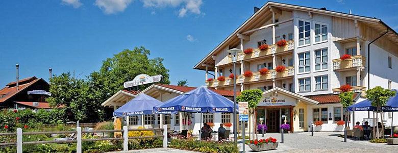 Hotel Kurpark Bodenmais