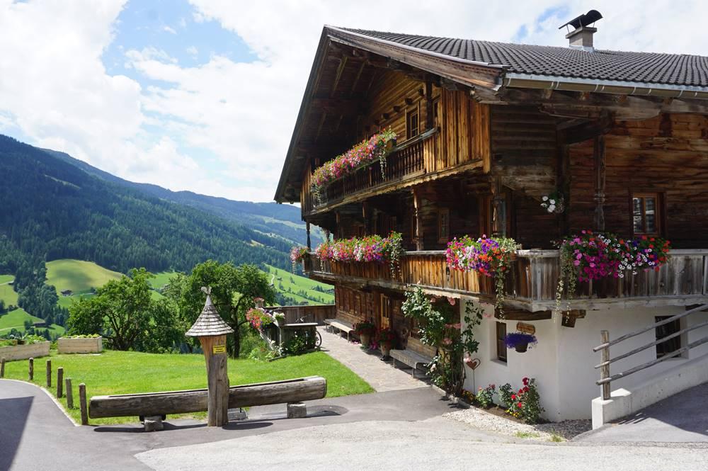 Schönes Haus in Alpbach