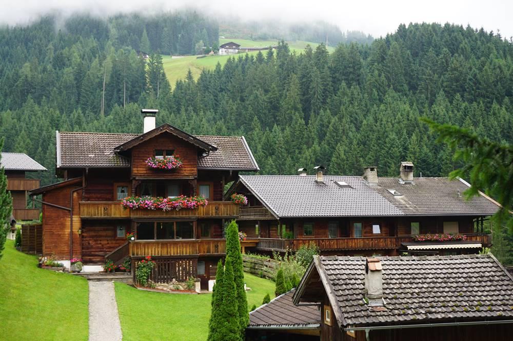 Alpbacher Holzhaus