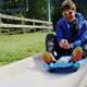 Felix vom x-challenge Team auf der Sommerrodelbahn Biberwier in der Tiroler Zugspitz Arena
