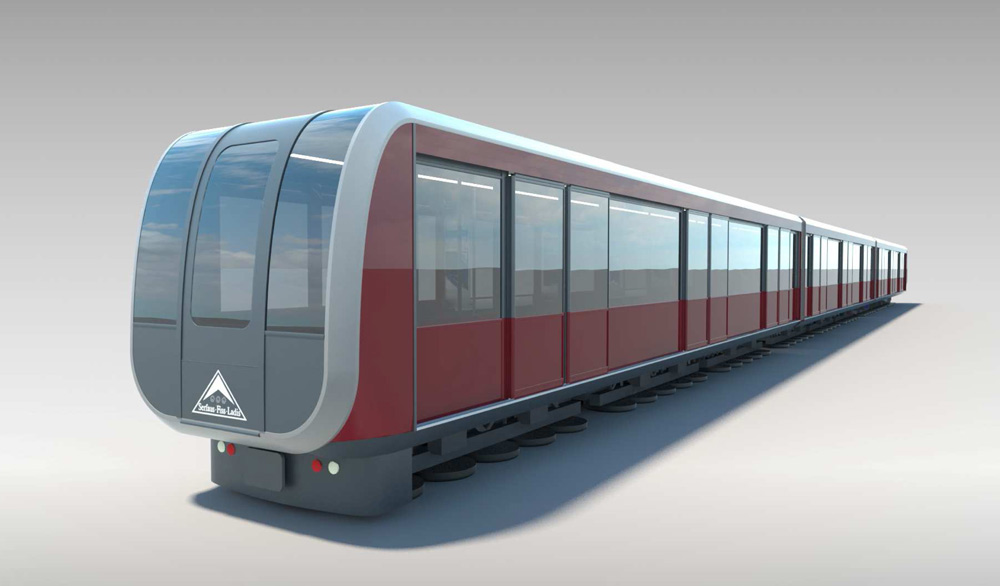 Die neue Serfauser Dorfbahn