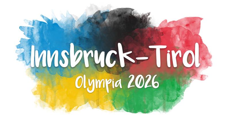 Logo Innsbruck-Tirol Olympia 2026