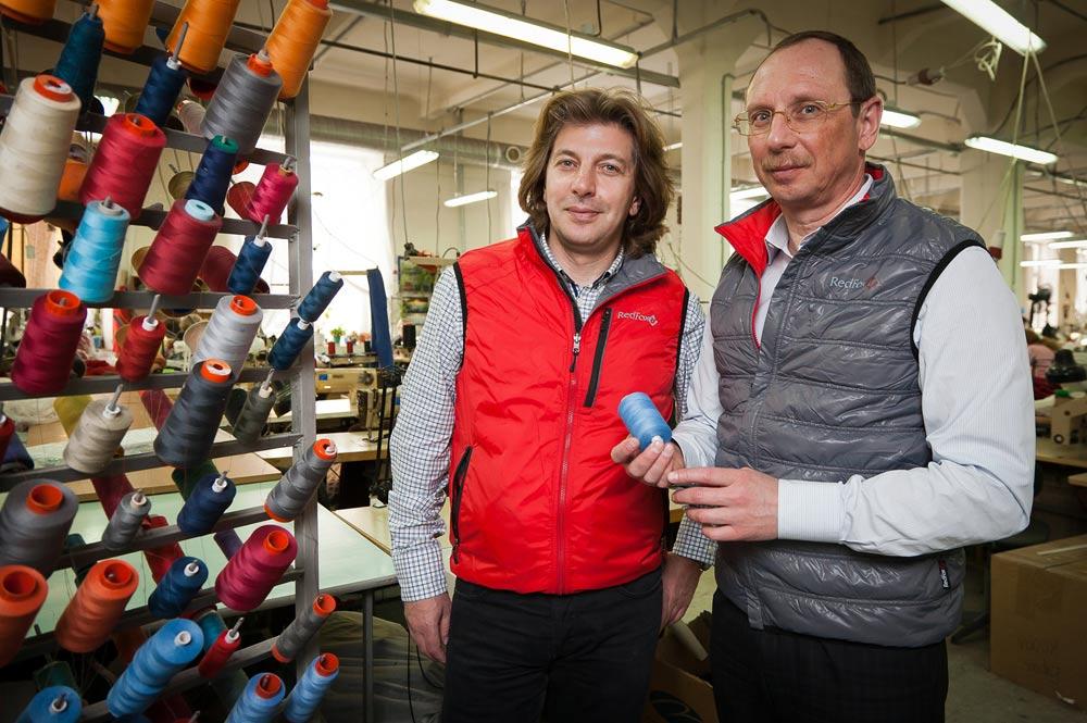 Die Firmengründer Vlad Moroz und Alexander Glushkovsky