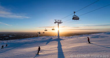 Sessellift Trysil