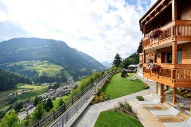 Ferienhaus in den Dolomiten