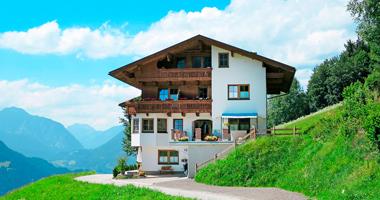 Ferienhaus von Interchalet im Zillertal