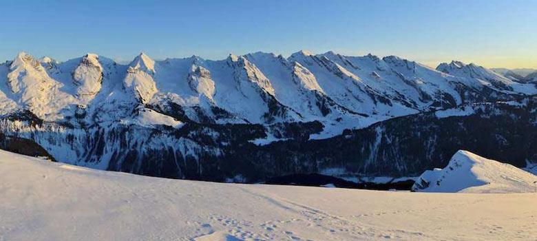 Skigebiet Le Grand Bornand