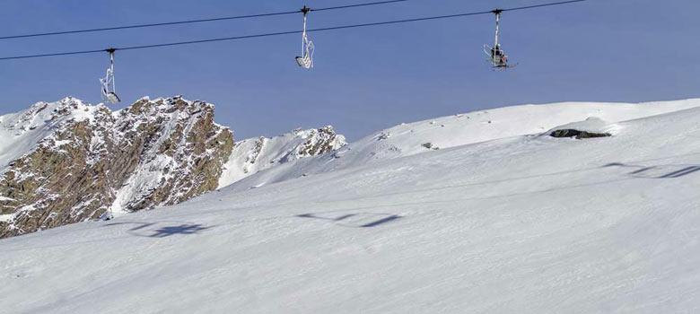 Skigebiet Val Thorens