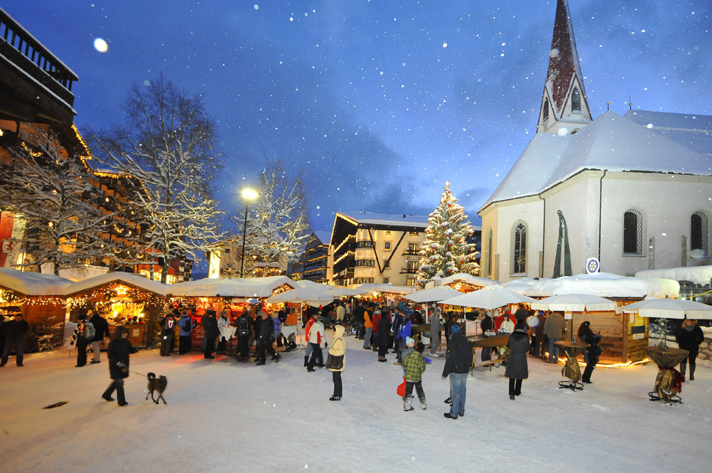 Adventsmarkt in Seefeld