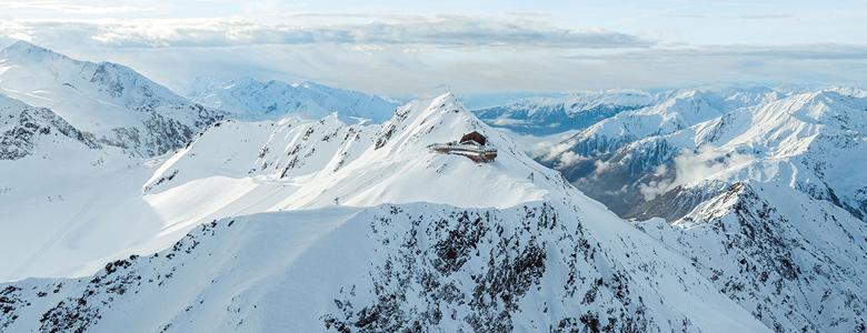 Grawand-Hotel am Schnalstaler Gletscher